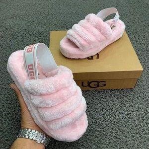 Ugg Fur Slippers